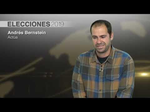 Andrés Bernstein, de Actúa: «Será difícil traducir en resultados toda la ilusión que ponemos»