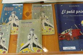 El legado cultural y lingüístico de 'El Principito' celebra el Día del Libro en Formentera