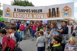 La reivindicada Escola Nova de Campos abrirá en 2021 tras diez años de protestas