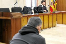 Tres años de prisión para un hombre de 64 años tras reconocer que traficaba con cocaína en Palma