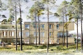 MIBA Architects gana el concurso del centro de larga estancia de Son Dureta