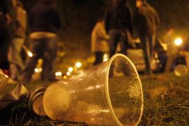 Calvià cambia las multas por botellón a menores por talleres educativos