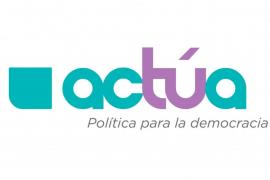 Lista de candidatos de Actúa al Congreso por Baleares