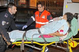 Una mujer y su hija resultan intoxicadas de gravedad por un brasero en su casa de Palma