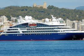 El crucero más moderno