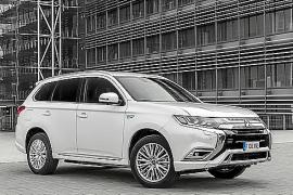 Mitsubishi ya ha vendido 200.000 unidades del Outlander PHEV