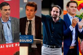 RTVE propone el debate electoral para el día 23, pero Casado e Iglesias lo rechazan