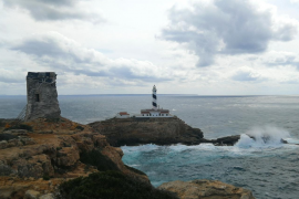 Activado el Índice de Gravedad 0 por fenómenos costeros en Mallorca y Menorca