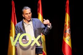 VOX designa a Ortega Smith como canditato al Ayuntamiento de Madrid