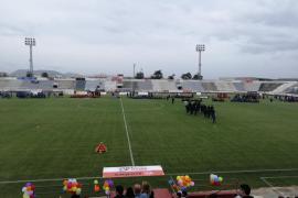 El Inter de Milán y el Puerto Rico por primera vez en la Copa Mallorca de fútbol base