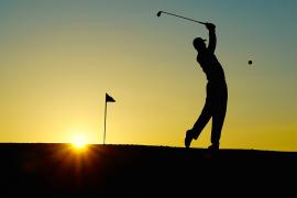 Multa con 444.000 euros a tres campos de golf por uso ilegal del agua