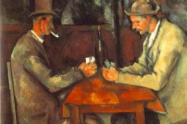 'Los jugadores de cartas' de Cézanne se convierte en el cuadro más caro de la historia