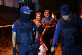 Una fiesta en México termina con trece asesinatos