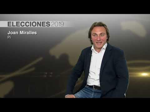 Joan Miralles, del PI: «Cuanto más centralista se vuelve el PP, más difícil es que pactemos»