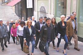 Aina Aguiló, candidata de Suman al Ajuntament de Palma