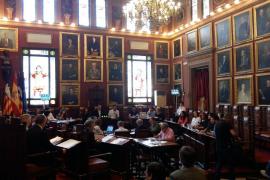 Listas de candidatos al Ajuntament de Palma