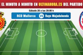 Así se ha vivido el Real Mallorca-Rayo Majadahonda
