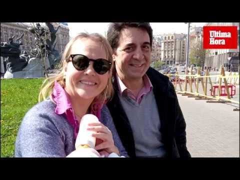 El difícil viaje de Rocío a Mallorca tras nacer por gestación subrogada