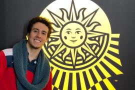 Fabián González se enrola en el Cirque du Soleil