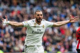 El mejor Benzema premia a un Real Madrid más serio