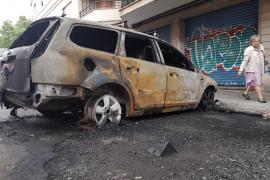 «La culpa de este incendio es de Emaya y de Cort, ellos son los responsables»