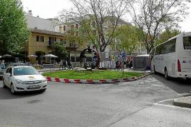 Inca instalará una red de doce cámaras en las calles principales para controlar el tráfico