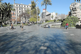 El Consultiu insta a Cort a pagar 31.000 euros por una caída en la plaza de España