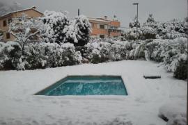 Ola de frío en Mallorca