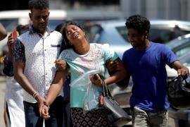 Asciende a 290 el número de víctimas en los atentados de Sri Lanka
