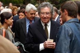Muere a los 88 años el artista Antonio Tàpies