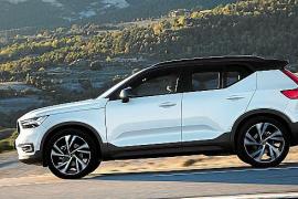 Volvo fabrica su XC40 en la factoría de Luqiao en China