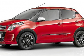 Citroën presenta la nueva colección del C1 Urban Ride