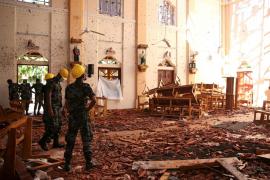 Una pareja de españoles entre los fallecidos en los atentados de Sri Lanka