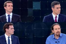 El debate o la teletienda