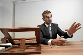 Jaime Campaner: «La judicatura no puede dejarse llevar por la voracidad informativa»