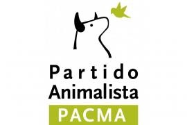 Lista de candidato de PACMA al Parlament balear