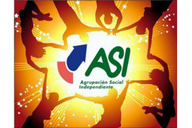 Lista de candidatos de ASI al Parlament Balear