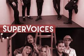 Doble concierto en el Auditórium de Palma con SuperVoices y Maico
