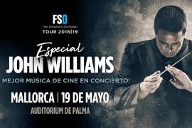 La Film Symphony Orchestra homenajea a John Williams en el Auditórium