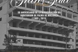 El Auditórium de Palma celebra el 50 aniversario de su inauguración con una Gala Benéfica