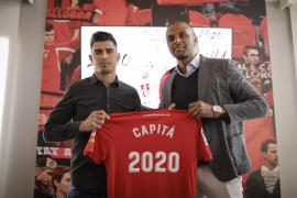 Xisco Campos renueva con el Real Mallorca hasta 2020