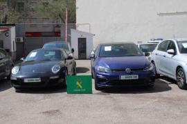 La Guardia Civil detiene a dos hombres por más de 50 robos en casas de Mallorca de alto nivel económico