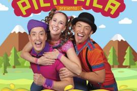 Pica Pica lleva su espectáculo familiar 'Vacaciones ¡Tope Guay!' a Trui Teatre