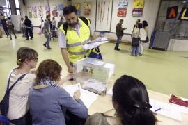 Una persona sordociega presidirá por primera vez una mesa electoral