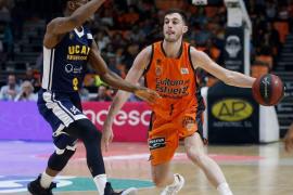 El Valencia Basket cede a Sergi García al Baxi Manresa