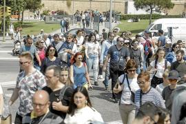 Palma registra la mejor Semana Santa en ocupación hotelera y en rentabilidad empresarial