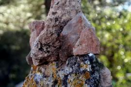 El color de la piedra