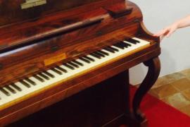Matthieu Schweiger interpretará a J.S.Bach y Chopin en el Festival Pianino 2019