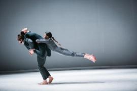 El espectáculo de danda 'Set of Sets' se interpreta en el Teatre Xesc Forteza de Palma
