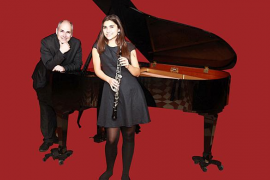 Lorena Bonnin y Carlos Bonnin dan un concierto de 'Bandas sonoras de películas' en Valldemossa